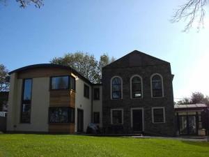 Bill Mullins Architecture practice Cork